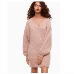 The Group Babaton McGuire sweater dress